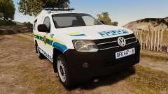 Volkswagen Amarok 2012 SAPS [ELS]
