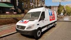 Mercedes-Benz Sprinter TF1 News [ELS]