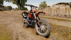 Kawasaki KX250F (KTM)