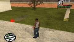 Visita la tumba de su madre para GTA San Andreas