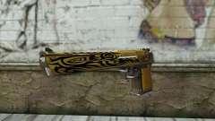 Pistola para GTA San Andreas