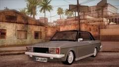 Peykan 80 Blackroof para GTA San Andreas