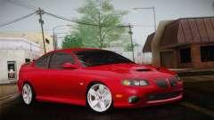Pontiac GTO 2005