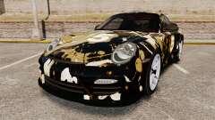 Porsche 911 GT2 RS 2012 BLOB