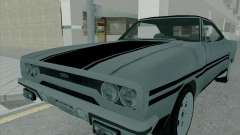 Plymouth Road RunneR GTX 1970 para GTA San Andreas