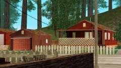 Una casa en el pueblo para GTA San Andreas
