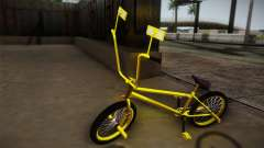 New BMX Yellow