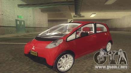 Mitsubishi i MiEV para GTA San Andreas
