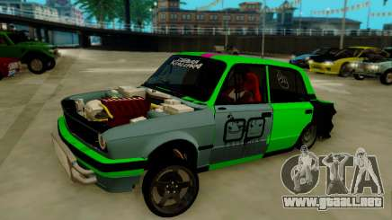 BMWAZ para GTA San Andreas
