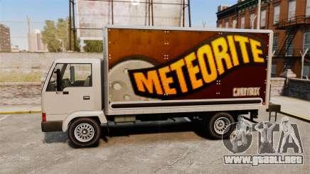 Mula con un nuevo anuncio para GTA 4
