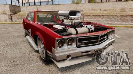 Declasse SabreGT Mexican Style para GTA 4