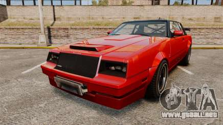 Faction Drift para GTA 4