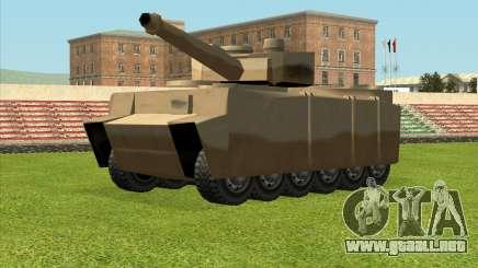 Rhino tp.Tiger para GTA San Andreas