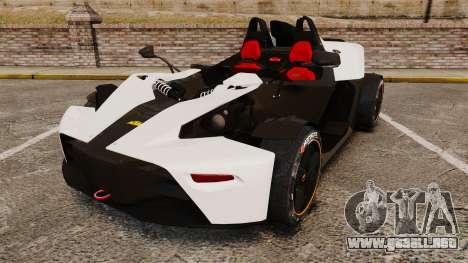 KTM X-Bow R para GTA 4