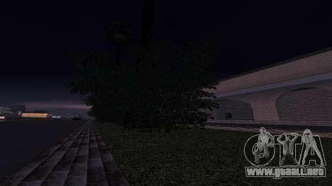 Nuevas texturas de la Estación de tren en Las Ve para GTA San Andreas quinta pantalla