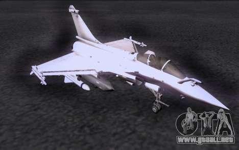 Dassault Rafale M para las ruedas de GTA San Andreas
