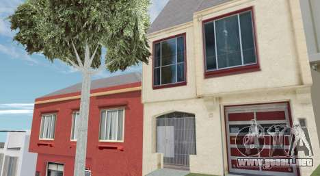 RoSA Project v1.5 San-Fierro para GTA San Andreas quinta pantalla