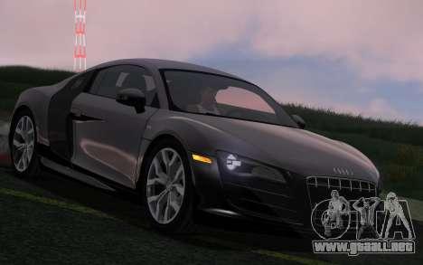 ENBSeries por el AVATAR 4.0 Final para los débil para GTA San Andreas quinta pantalla