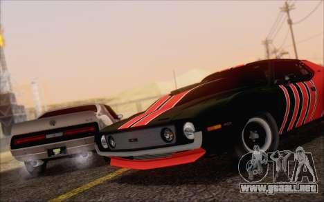 AMC Javelin para GTA San Andreas