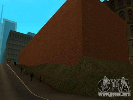 El nuevo depósito en San Piero para GTA San Andreas quinta pantalla