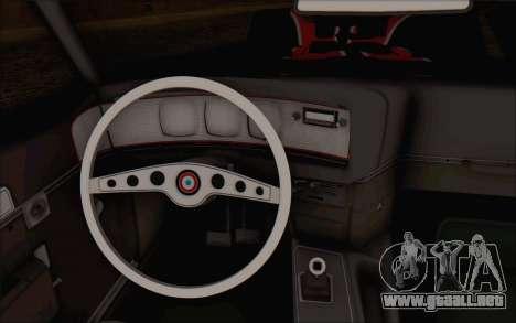 AMC Javelin para la visión correcta GTA San Andreas