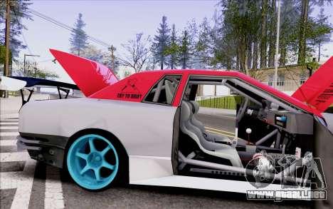 Elegy New Drift Kor4 para la visión correcta GTA San Andreas