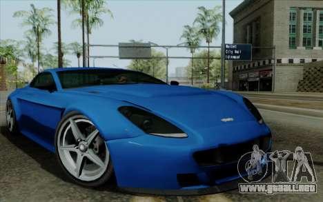 Rapid GT para GTA San Andreas
