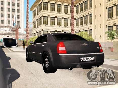 Chrysler 300C 2009 para el motor de GTA San Andreas