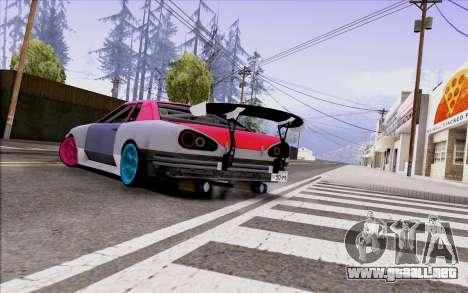 Elegy New Drift Kor4 para GTA San Andreas left