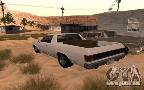 Picador GTA 5 para GTA San Andreas left