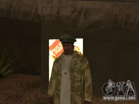 MOD para el día de la victoria para GTA San Andreas segunda pantalla