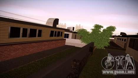 Casas nuevas en Las Venturas v1.0 para GTA San Andreas quinta pantalla