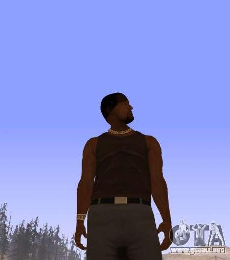 New Bmydrug para GTA San Andreas sucesivamente de pantalla