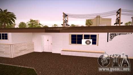 Casas nuevas en Las Venturas v1.0 para GTA San Andreas segunda pantalla