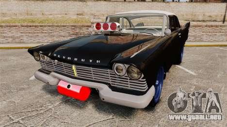 Plymouth Savoy 1958 para GTA 4