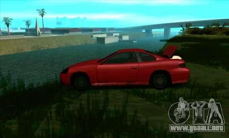 El renacimiento de la aldea de Montgomery para GTA San Andreas sexta pantalla