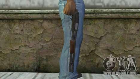 M3 Sawn-Off Shotgun para GTA San Andreas tercera pantalla