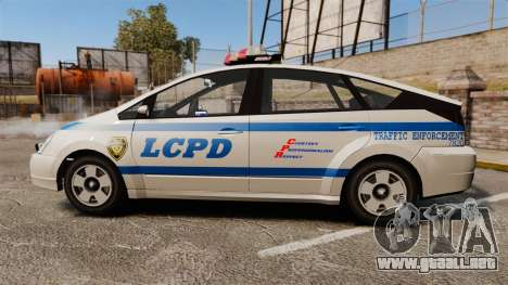 Karin Dilettante LCPD para GTA 4 left