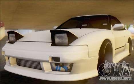Nissan 240sx Blister para la visión correcta GTA San Andreas