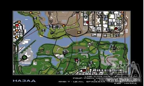 Aldea nueva Gillemyr v1.0 para GTA San Andreas octavo de pantalla