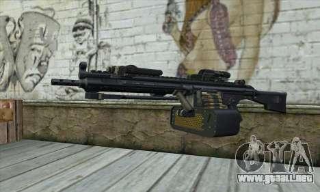 HK 23E para GTA San Andreas