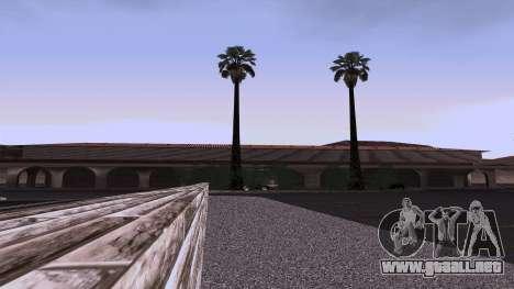 Nuevas texturas de la Estación de tren en Las Ve para GTA San Andreas