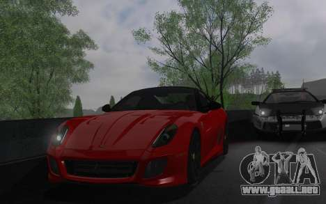 ENBSeries por el AVATAR 4.0 Final para los débil para GTA San Andreas sexta pantalla