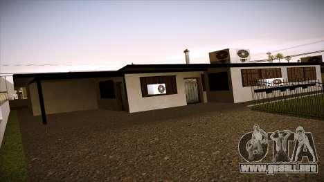 Casas nuevas en Las Venturas v1.0 para GTA San Andreas