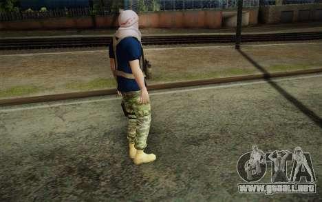 Policia Comunitaria para GTA San Andreas tercera pantalla