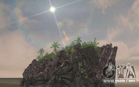 ENBSeries por el AVATAR 4.0 Final para los débil para GTA San Andreas sucesivamente de pantalla