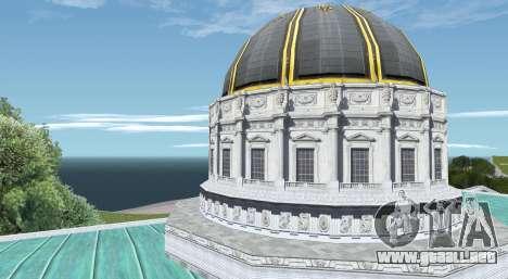 RoSA Project v1.5 San-Fierro para GTA San Andreas sucesivamente de pantalla