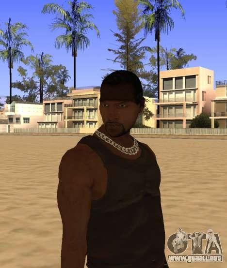 New Bmydrug para GTA San Andreas tercera pantalla