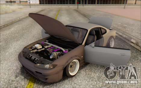 Nissan Silvia S15 Fail Camber para el motor de GTA San Andreas