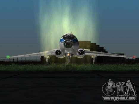 Tu-Un para GTA San Andreas left